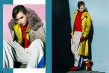 Menswear / Creative Direction & Styling by Dimitris Folas