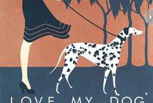 { Puppy Love } / by Kara Vatalaro