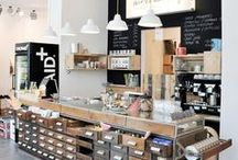 Restaurants + Shops