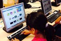 Cosiendo la brecha digital / Momentos de programas y actividades de alfabetización digital en 2014. (del post 'A los que cosen la brecha digital' >  http://www.elmundowebsocial.com/2014/12/a-los-que-cosen-la-brecha-digital.html). Para añadir los tuyos, sigue al tablero.
