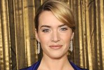 Favorite actress of all time: Kate Winslet / No one tops Kate.... / by Kelly Elaine