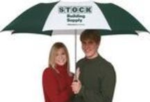 Rainy Day Fundraisers-Umbrellas and Ponchos / No Fundraiser should be all wet!  Umbrellas and rain ponchos make great fundraisers any season