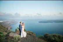 SANTORINI WEDDING / Wedding in Santorini By Tyme Photography  & White Ribbon Boutique Events