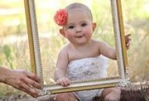 Tiny. Little. Baby / Baby Girl Ramsey / by Maggie Ramsey