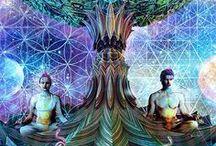 Spiritualität / Von Gaia über Schamanismus bis hin zu Engeln und Hexen - als Frau bist Du von Geburt an tief mit dem Universum verbunden. Entdecke und pflege diese Beziehung. Bilder, Sprüche und Bilder zum Erwecken, Entdecken und Pflegen Deiner Spiritualität stelle ich auf dieser Pinnwand für Dich zusammen.