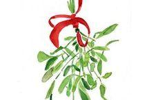 Weihnachten - 'tis the season / Weihnachten steht gefühlt immer vor der Tür. Die schönste und beste Inspiration von Deko über Rezepte bis hin zu Geschenken sammle ich hier!