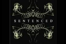 Sentenced ~ Melodic Death Metal / en.wikipedia.org/wiki/Sentenced / by DB ~ Music From Finland