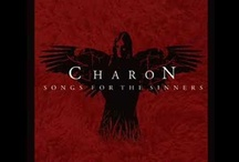 Charon ~ Gothic Metal / by DB Promotion Finland
