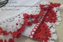 Barrados de croche / by Sandra Coatti