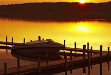 Lakeside Sunsets