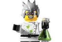 Lego Genius / by Bill Stringer