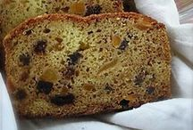 u n l e a v e n e d / quick breads, fast and delicious....