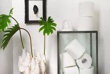 Detaljer / Fina och inspirerande detaljer i badrum