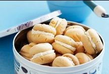 Biscuits, slices & doughnuts / Little parcels of goodness - perfect with a cuppa or any occasion