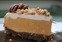 Healthier Desserts / Guilt free sweet treats  / by Val C.