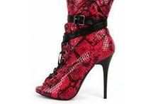 ROCKIN KILLER BOOT'S & HEEL'S ETC. / ROCKIN FOOTWEAR!! / by Pam Sand