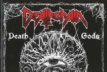 Deahchain ~ Death Metal / www.facebook.com/deathchainband / by DB Promotion Finland