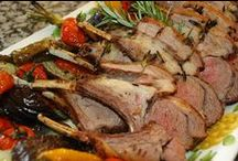 Everything meat / All red meat - lamb, beef, goat, rabbit, venison