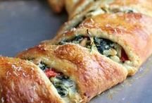 Pies, pasties, tarts & pastry-filled items / Everything sweet or savoury surrounded by flaky, delicious pastry