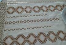 Vagonite /  Swedish Weaving /Ponto Oitinho