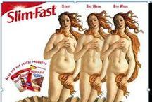 Werbung aus aller Welt / Da die Marke Slim·Fast als Klassiker unter den Diätprodukten gilt und seit vielen Jahren zahlreichen Menschen weltweit beim Abnehmen hilft, findet man im Internet viele spannende und schöne Slim·Fast-Werbeideen. Die besten Motive wollen wir hier zusammentragen...