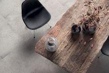 CONCRETE emotions / gres porcellanato a massa colorata #abk #ceramica #ceramics #design #interiordesign #outdoor #floor #tile #wall