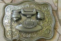 telephone style!