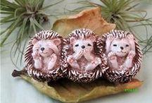 hedgehogs everywhere