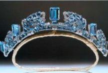 Princess Anne the Princess Royal's Jewellery