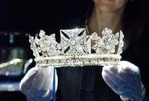 British Crown Jewels & Orders