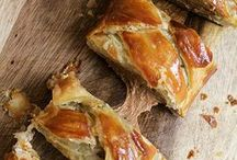 Pastry / All things sweet & savoury - using pastry