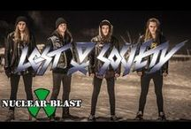 2014 Best Finnish Metal Songs / During January-February 2015 I will share the *Best Finnish metal songs of 2014*. They are darknessbeside.com recommendations, so feel free to agree & disagree. Or just listen :) / by DB Promotion Finland
