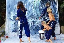 Art / Una bacheca dedicata all'arte, per stimolare la mente a creare nuove forme, nuovi stili. Per metterla in ogni dove.
