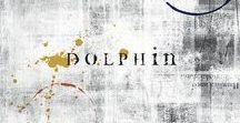 DOLPHIN / Dai pali di legno modellati dallo scorrere del tempo e dell'acqua, Dolphin raccoglie l'ispirazione grafica unita alla vocazione per il colore, che si trasforma in graffiature e pennellate a contrasto.