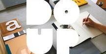 DO UP / Creative ideas. Superfici Wall&Porcelain di ABK, gres porcellanato da rivestimento