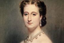 Empress Eugenie of the French
