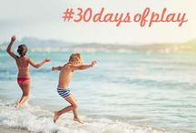 All About Play. / we're on a mission to spread the word about the positive power of play for kids and kids at heart. join us for #30daysofplay!