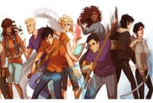Percy Jackson and The Kane chronicles