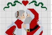 Cross Stitch: Christmas