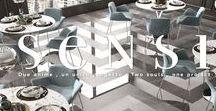 SENSI... marble mood / SENSI è la collezione in gres porcellanato di #abkemozioni con una doppia anima, presentata nelle due superfici LUX+ e SABLÈ. Un progetto che esce dai tradizionali clichè legati all'effetto marmo, aperto alla sperimentazione, che propone molteplici soluzioni dallo stile assolutamente contemporaneo.