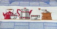 My Cross Stitch Works / Please visit my blog http://ilcestinodeilavori.blogspot.it