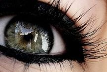 EYES / Eye makeup inspiration, tools, DIY, and tutorials.