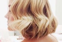 SHORT HAIR / Collection of short hair images to inspire.