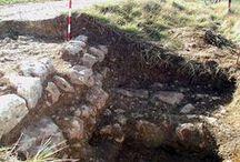 Roman Roads - Vías Romanas / Identificación de vías romanas. Las carreteras de hace 2000 años. La red nerviosa del Imperio. http://viasromanas.blogspot.com.es