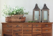 Shabby chic (provenzale,country, campagnolo)