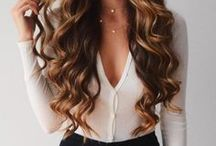 LONG HAIR / Tips and inspiration for long hairstyles!