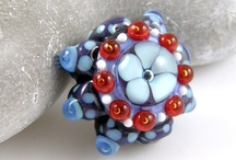 lampwork beads Cocobeads