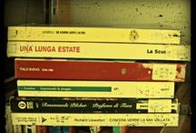 Poesia dorsale - book spine poetry