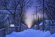 Visions of Ice and Snow / Winter Landscapes by Canadian Painters Past and Present