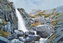 Landscape / Iconic Representations of Canadian Wilderness